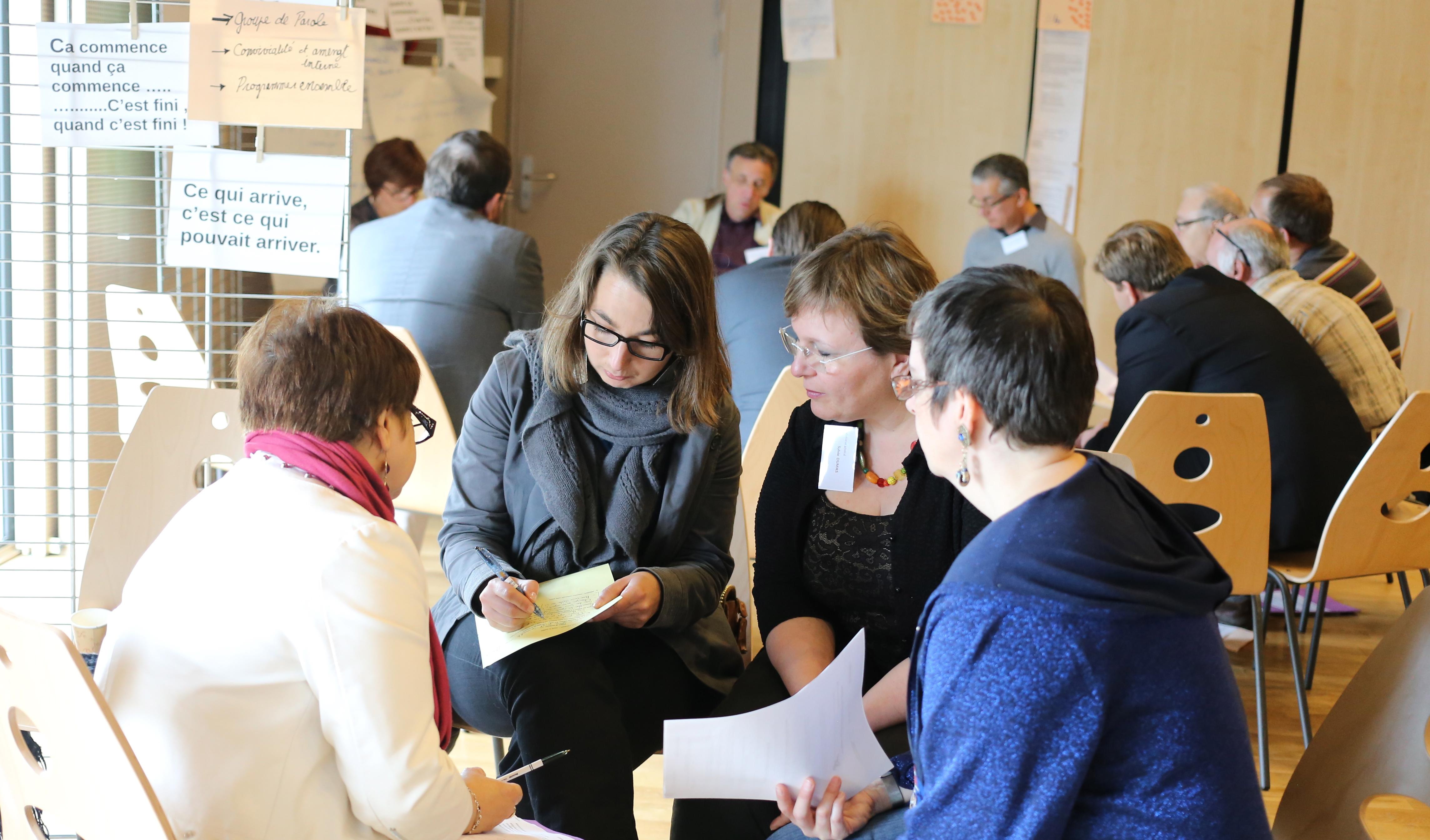 Forum Ouvert : L'Epanouissement  de chacun comme moteur de notre réussite collective